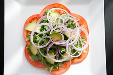 Vegetarian Vegan Options Livingston NJ Restaurant